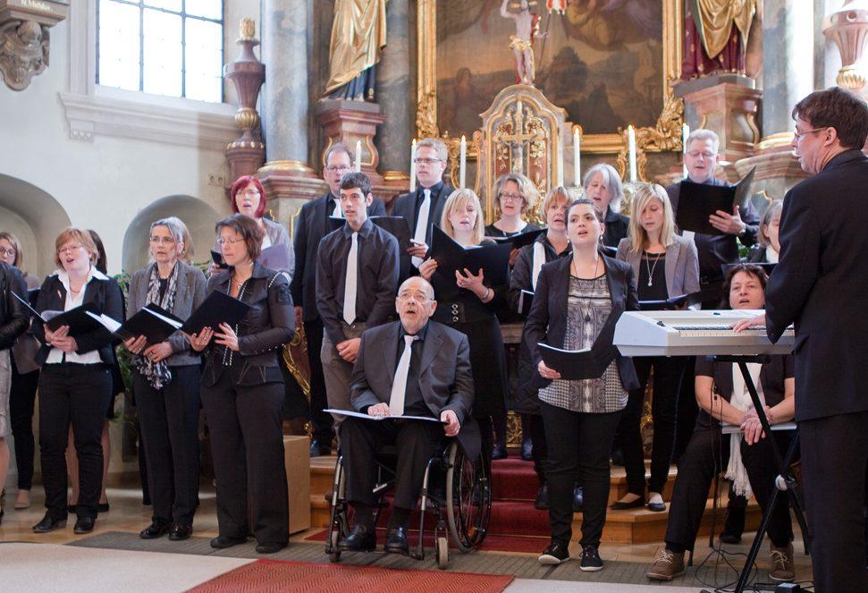 """Konzert """"Musik verbindet"""" für den Verein """"Eins mehr"""""""
